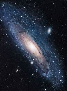 Andromeda galaxy | Wallpaper Wide HD