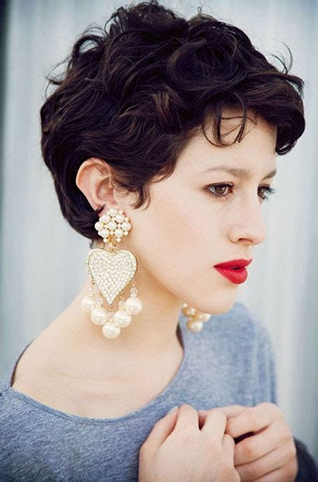 great short curly haircut ideas   faces hairstyles  haircuts lovely hairstylescom