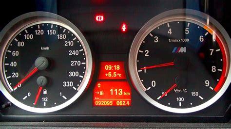 Consumption Fuel Verbrauch 6. Gear 80 / 100