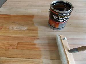 How long should wood stain dry before poly diydryco for How long does floor wax take to dry