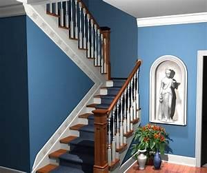 quel couleur pour un escalier en bois 20170806170016 With charming peindre un escalier en blanc 3 les 25 meilleures idees concernant escaliers peints sur