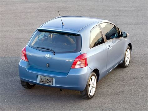 2006 Toyota Yaris by 2006 Toyota Yaris Picture 91663 Car Review Top Speed