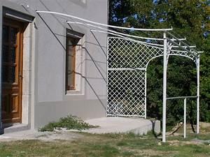 Arche De Jardin En Fer Forgé : superbe arche jardin fer forge 4 ferronnerie dart rocle ~ Premium-room.com Idées de Décoration