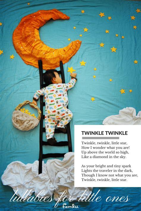 twinkle twinkle  star lyrics famlii famlii