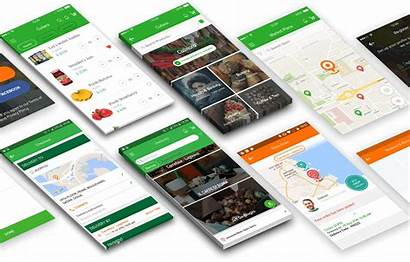 App Mobile Ui Android Trends Ux Apps