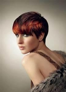 Coupe De Cheveux Femme Courte 2017 : coupe cheveux court femme 40 ans 2017 ~ Melissatoandfro.com Idées de Décoration
