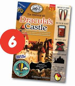 Gallopade International: The Mystery at Dracula's Castle ...