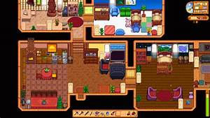 Stardew Valley Home Design - Homemade Ftempo