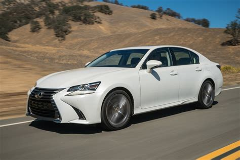 2018 Lexus Gs Review, Ratings, Specs, Prices, And Photos