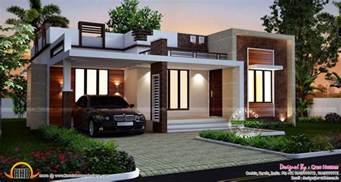 Photos And Inspiration Single Story Bungalow House Plans by Designs Homes Design Single Story Flat Roof House Plans