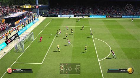 Marco reus fifa 21 career mode. Fifa 16 - Reus goal - YouTube