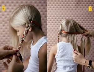 Coiffure Petite Fille Facile : coiffure cheveux long avec un elastique coiffure femme cheveux long tendance kfmgyv ~ Dallasstarsshop.com Idées de Décoration