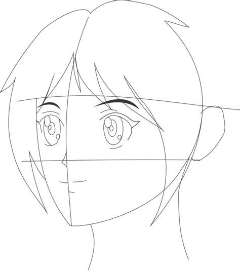 info  share menggambar muka karakter manga
