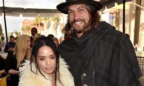 Jason Momoa and Lisa Bonet 'had secret wedding'