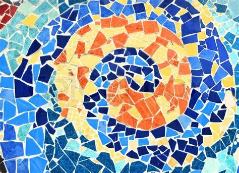 mosaic wall decorative ornament  ceramic broken tile