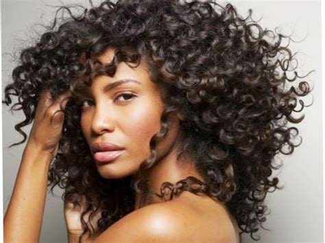 Black Curly Hair Styles