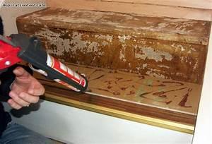 Recouvrir Marche Escalier : comment reparer des marches en bois ~ Premium-room.com Idées de Décoration