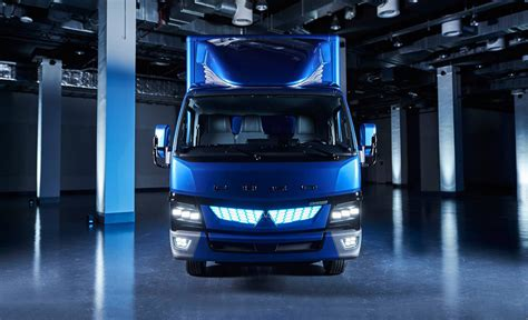 fuso ecanter bound  australia electric truck  join