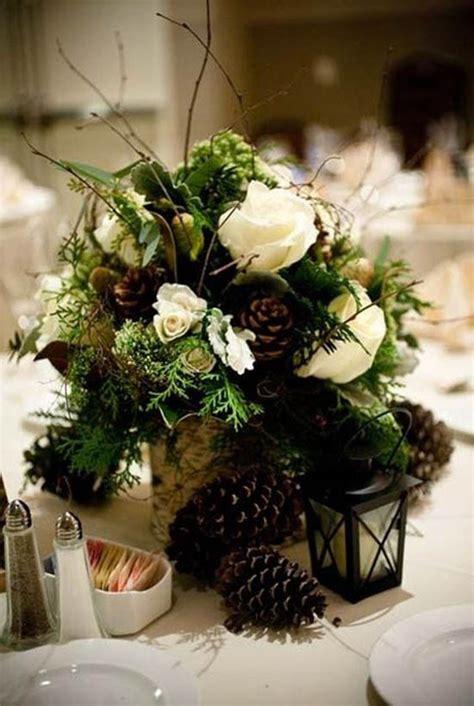 christmas wedding centerpieces decorations