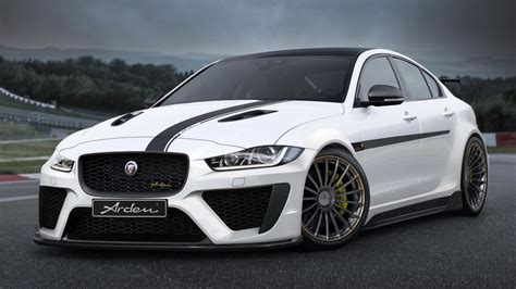 Jaguar Xe Hp by 463 Hp Jaguar Xe By Arden Is The Closest Thing To An Xe Svr