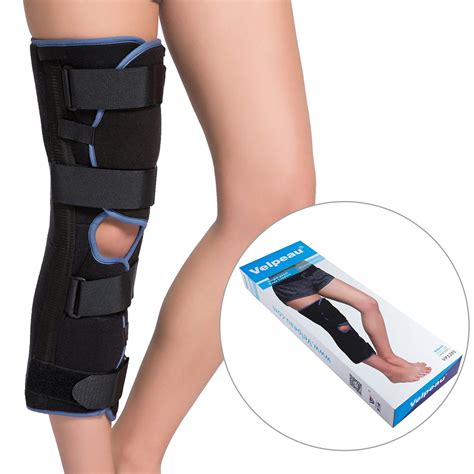Amazon.com: ORTONYX Tri-Panel Knee Immobilizer Full Leg