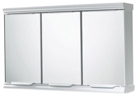 3 door medicine cabinets with mirrors cabinet with 3 mirrored doors chrome traditional