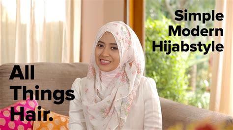 Tutorial Gaya Hijab Sehari Hari Natasha Farani Youtube