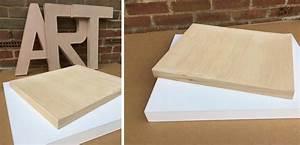 Peinture Argentée Pour Bois : peindre sur un support en bois amylee ~ Teatrodelosmanantiales.com Idées de Décoration