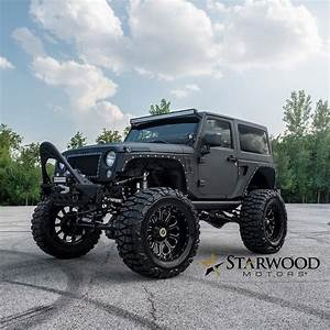 Jeep Wrangler Custom : 2 door starwood custom jeep starwood customs starwoodmotors starwoodmotors jeep custom ~ Maxctalentgroup.com Avis de Voitures