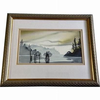 Dan Painting Rubylane Flock Paintings Deegan Allen