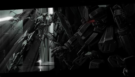 Anime Mecha Wallpaper - mecha science fiction anime wallpapers