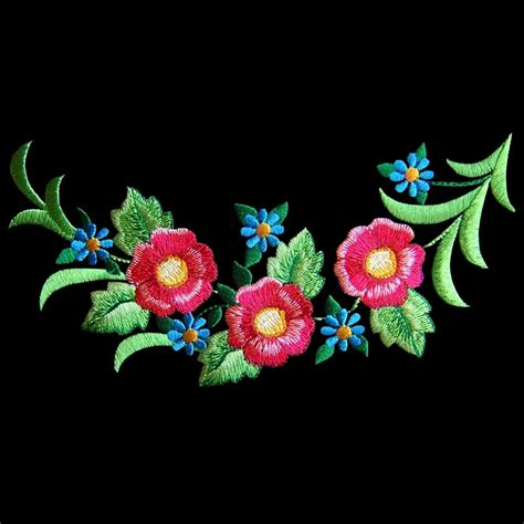 embroidery machine designs floral machine embroidery designs
