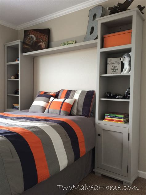 Bedroom Storage by Hometalk How To Build Bedroom Storage Towers