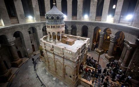 tests  jesuss presumed tomb  traditional beliefs