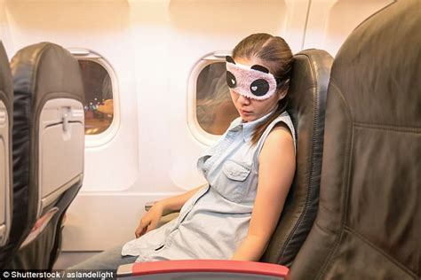 airplane hacks    sleep  economy class daily
