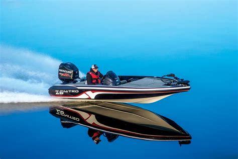 Nitro Boats Espa A by Bass Boat Nitro Z6 Bass Boat