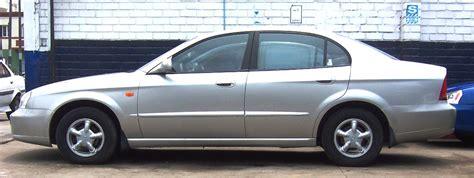daewoo magnus 2001 plateado recien importados