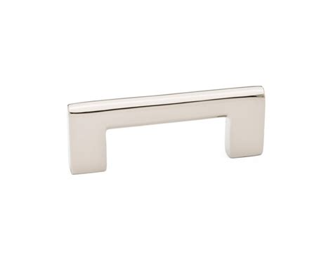 Emtek Cabinet Knobs And Pulls by Emtek 3 1 2 Inch Trail Drawer Pull