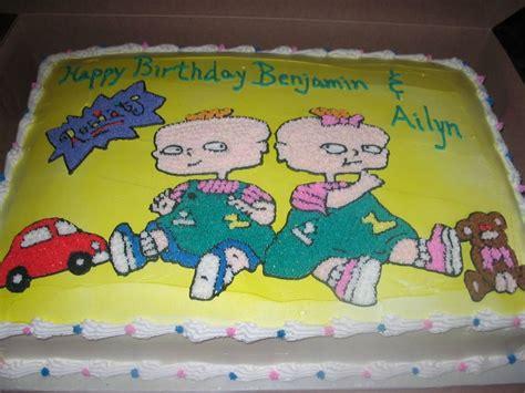 Rugrats Baby Shower Rugrats Phil Lil Cake Cakecentral Com