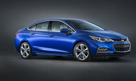 2016 Chevrolet Cruze  New Models Ignitionlive