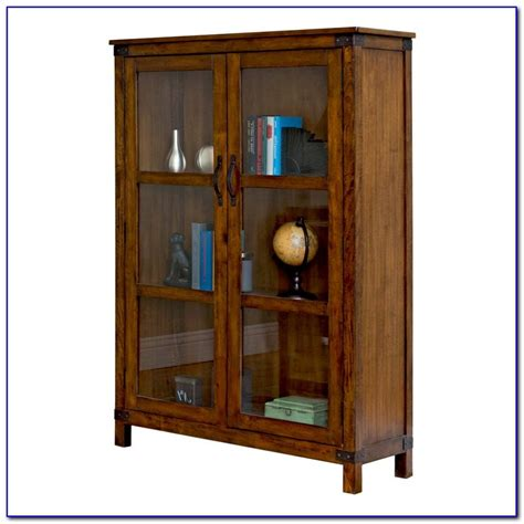 wood bookcase with glass doors wood bookcase with glass doors bookcase home