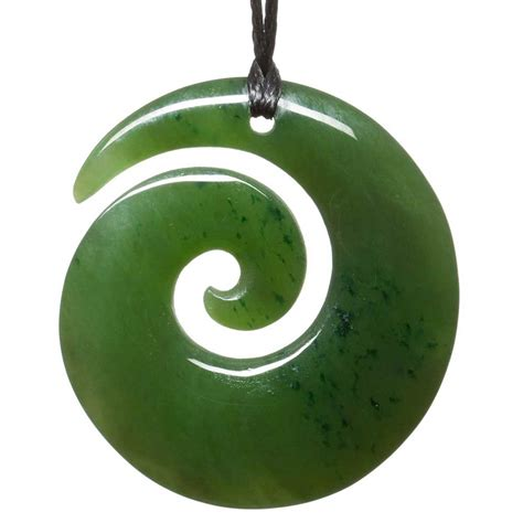 valentines day gift ideas for koru greenstone pendant silverfernz com