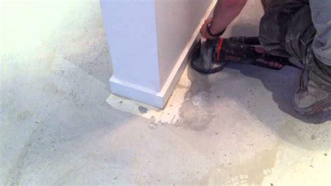 how to remove paint from garage floor best way to paint from garage floor gurus floor