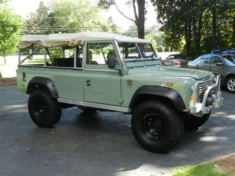 find used 1967 land rover defender 109 series iia in atlanta united states