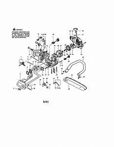 Craftsman Gas Chainsaw Parts