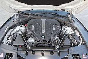 2013 Bmw 750li  Engine  N63b44tu  N63 4 4l Twin