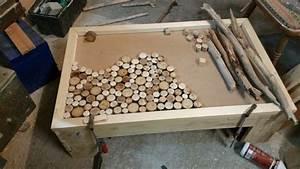 Fabrication Avec Palette : incroyable fabrication table basse palette 4 table basse fait maison de palettes et bois ~ Preciouscoupons.com Idées de Décoration