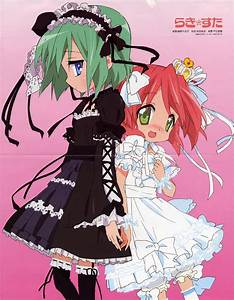 Lucky Star: Lolita Style - Minitokyo