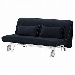 ikea ps lovas sofa cama 2 plazas With sofa bed with wheels