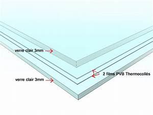Plaque De Verre Pour Table : verres epaisseurs et poids en fonction du verre ~ Dailycaller-alerts.com Idées de Décoration